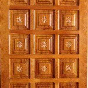 Ahşap Kapı – K19