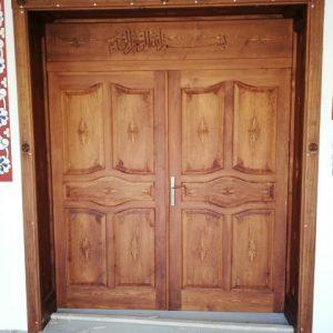 Ahşap Kapı – K14