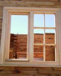 tosya ahşap pencere
