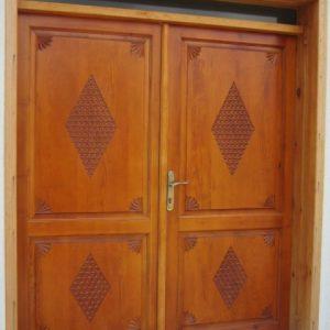 Ahşap Kapı – K9