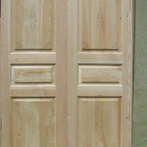 Ahşap Kapı – K4