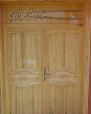 ahşap-oyma-cami-kapısı