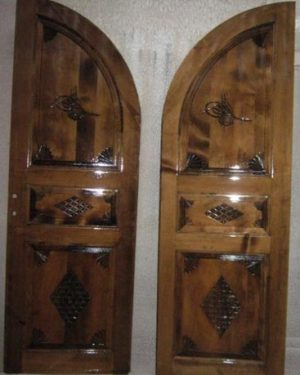 tosya-ahşap-camii-kapısı