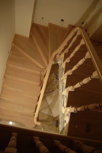 tosya-ahşap-merdiven