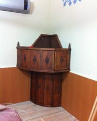 vaaz kürsüsü imalatı